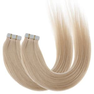 tape russian hair extensions