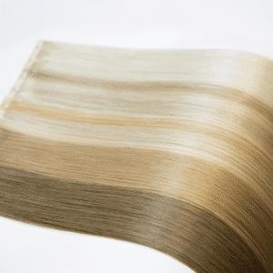 Range of Tape Hair Extensions